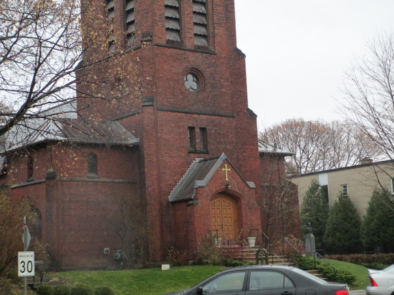 Church - Melville Ave