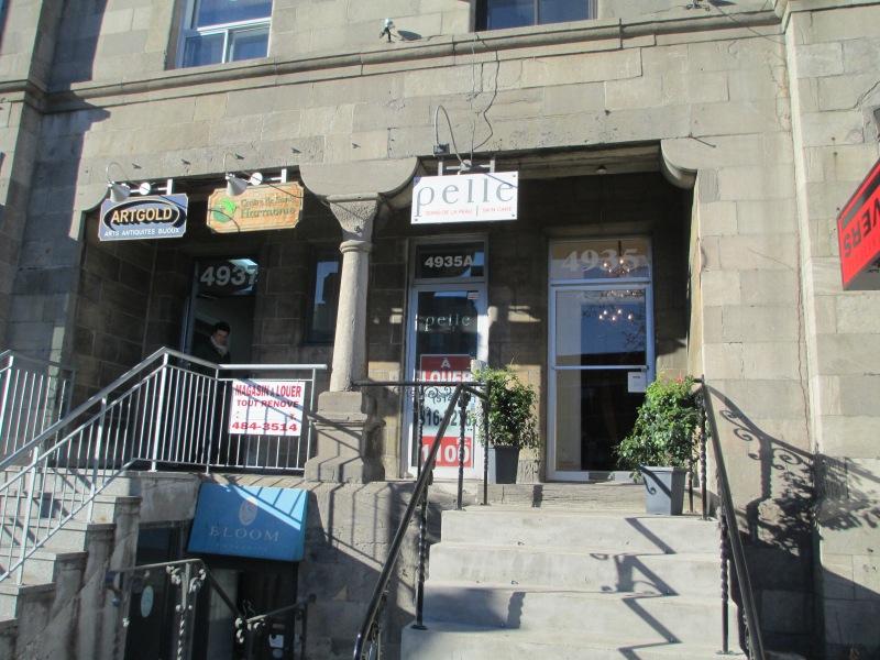4935 Sherbrooke St