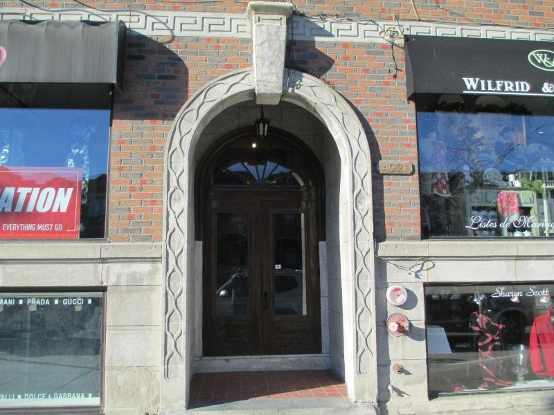 4921 Sherbrooke Street