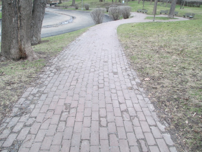 Westmount Park Walking Paths