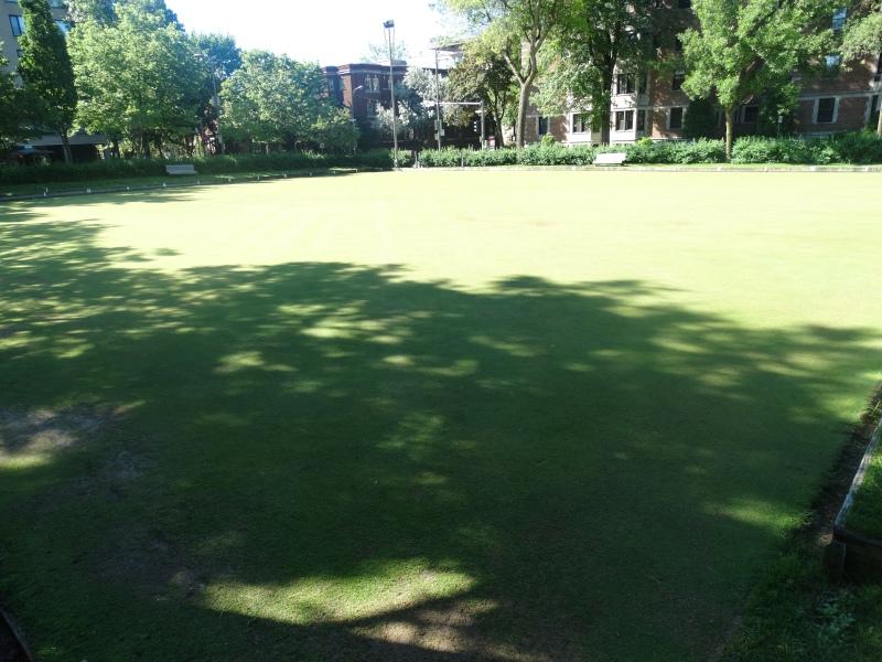 Lawn Bowling Green