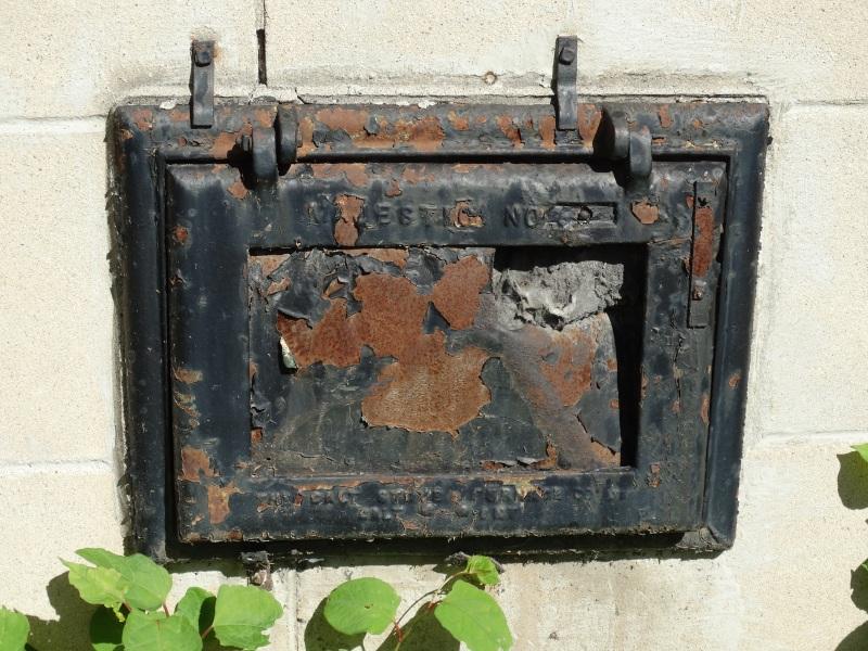 Old Coal Chute